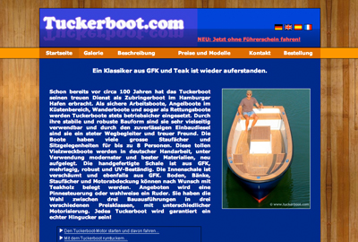 Tuckerboot